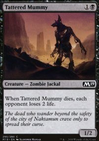 Tattered Mummy - Magic 2019
