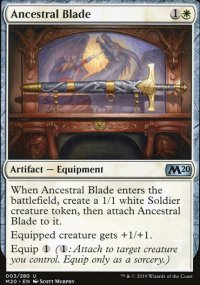 Ancestral Blade - Core Set 2020