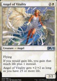Angel of Vitality -