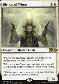 Bishop of Wings - Core Set 2020
