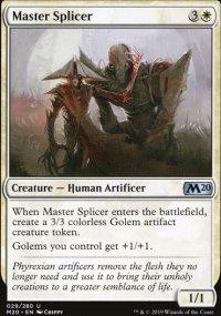 Master Splicer -