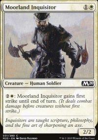 Moorland Inquisitor -