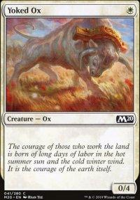 Yoked Ox -