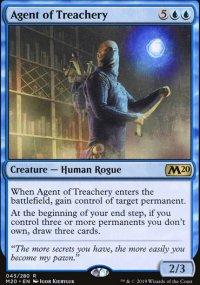 Agent of Treachery -
