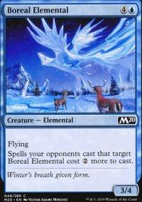 Boreal Elemental -