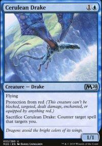 Cerulean Drake -