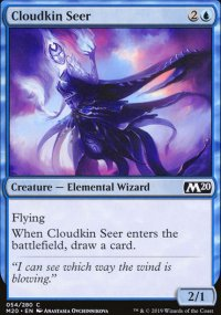 Cloudkin Seer - Core Set 2020