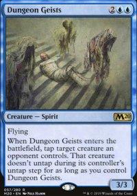Dungeon Geists -