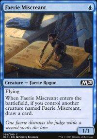 Faerie Miscreant -