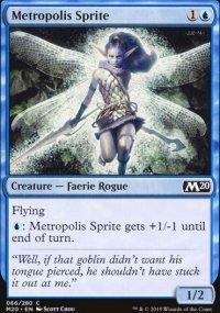 Metropolis Sprite -