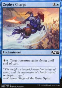Zephyr Charge - Core Set 2020