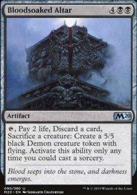 Bloodsoaked Altar -