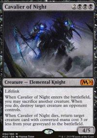 Cavalier of Night -
