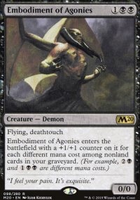 Embodiment of Agonies - Core Set 2020