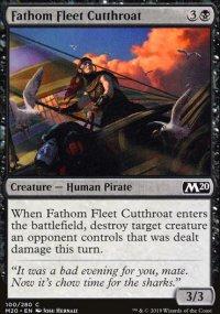Fathom Fleet Cutthroat -