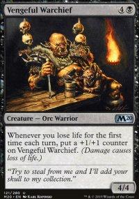 Vengeful Warchief -