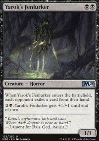 Yarok's Fenlurker -