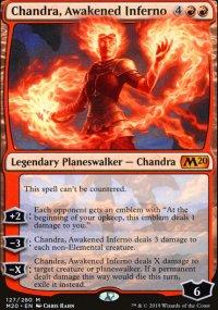 Chandra, Awakened Inferno - Core Set 2020