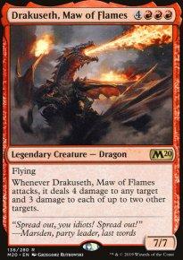 Drakuseth, Maw of Flames -