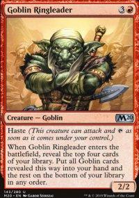 Goblin Ringleader -