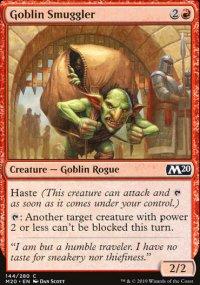 Goblin Smuggler -