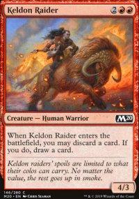 Keldon Raider -