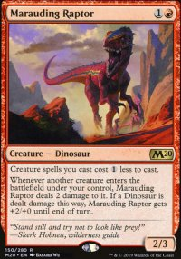Marauding Raptor - Core Set 2020