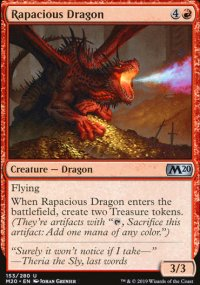 Rapacious Dragon - Core Set 2020