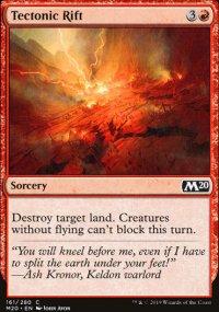 Tectonic Rift -