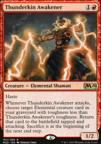 Thunderkin Awakener - Core Set 2020