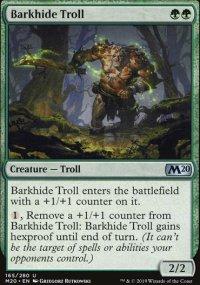 Barkhide Troll - Core Set 2020