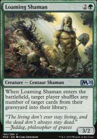 Loaming Shaman -