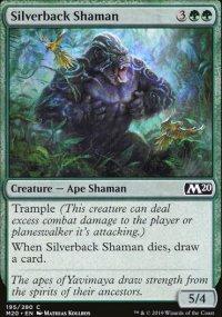 Silverback Shaman -