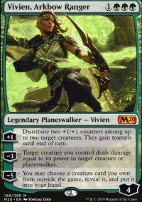 Vivien, Arkbow Ranger -
