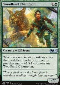 Woodland Champion - Core Set 2020