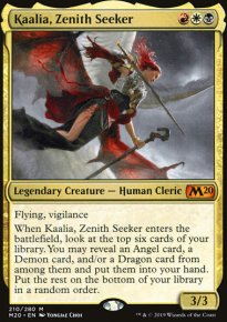 Kaalia, Zenith Seeker - Core Set 2020