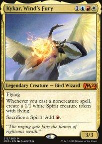 Kykar, Wind's Fury -