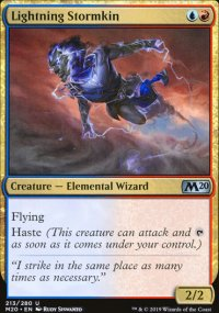 Lightning Stormkin - Core Set 2020