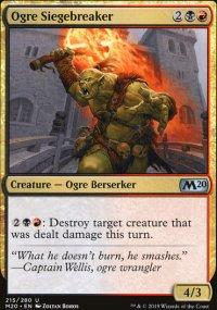 Ogre Siegebreaker - Core Set 2020