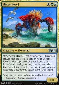 Risen Reef -