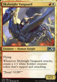 Skyknight Vanguard - Core Set 2020
