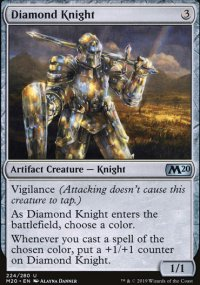 Diamond Knight - Core Set 2020