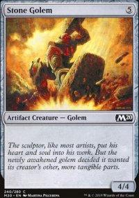 Stone Golem -
