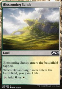 Blossoming Sands - Core Set 2020