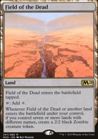 Field of the Dead - Core Set 2020