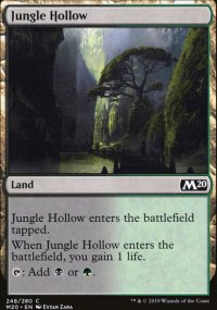 Jungle Hollow - Core Set 2020