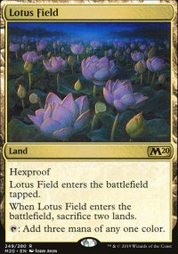Lotus Field - Core Set 2020