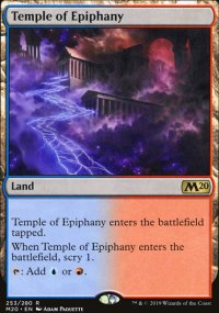 Temple of Epiphany - Core Set 2020
