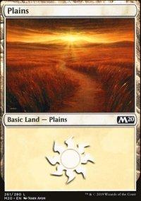 Plains 1 - Core Set 2020