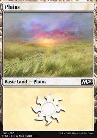 Plains 3 - Core Set 2020